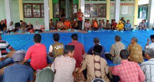 HM Nurnas Jemput Aspirasi ke Daerah Pemilihan