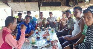Nelayan yang terdampar di Sasak