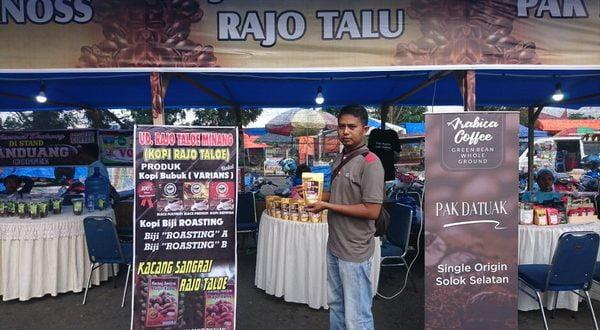 Festival II Talamau Mountain Coffee, Cita Rasa Pasbar untuk Nasional