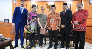 DPD RI Dorong Indonesia-Polandia Tingkatkan Nilai Perdagangan