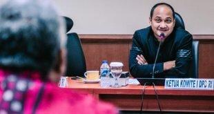 Komite I DPD RI Desak Pengesahaan RUU Daerah Kepulauan