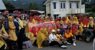 Alumni SMA PGRI Padang Panjang Kenang Kejayaan Masa Lalu