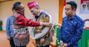 Di Toraja Utara, La Nyalla Disambut Keluhan Sengketa Tanah Fasum