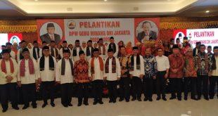 Gebu Minang Wadah Perantau untuk Pembangunan Sumbar