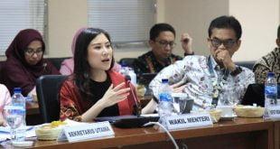 DPD RI Gandeng Kemenkraf, Tingkatkan Pendapatan Sektor Pariwisata