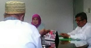 Kunjungan Anggota DPD RI Hj. Emma Yohana di Pasaman Barat