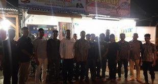 Maryanto Daulay kunjungi kantor PerkumpulAn Jurnalis Online (AJO) Pasbar