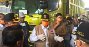 Wakil Gubernur Sumbar, Nasrul Abit terus melakukan monitoring dan pemantauan pelaksanaan pemberlakuan Pembatasan Selektif