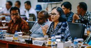 Rapat Dengar Pendapat Umum di Gedung DPD RI