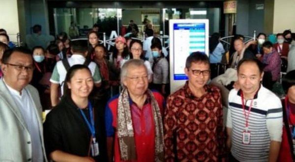 Gubernur Sumbar Irwan Prayitno, sambut turis asal China di BIM