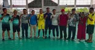 Turnamen Futsal dalam rangka HJK Pasbar