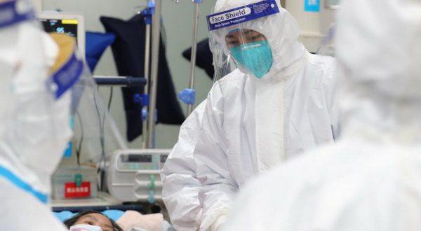 Petugas media China sibuk menangani penderita Virus Corona