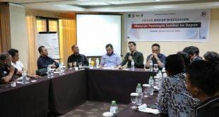 Focus Group Discussion (FGD) yang digelar JPS dengan tema Mencari Pemimpin Sumbar ke Depan di Balairung Hotel Jakarta