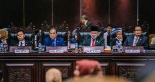 Sidang Paripurna DPD RI ke-8 Masa Sidang II Tahun Sidang 2019-2020
