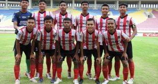 PSP Padang U-15 Juara Piala Soeratin