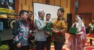 Kadis Pariwisata sebagai narasumber pada Acara Raker Himpunan Keluarga Kerinci dan Seminar Nasional Pengembangan Kepariwisataan Kerinci di Cibubur tanggal 22-23 Februari 2020
