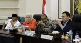 Pertemuan antara DPRD Kabupaten Lebong dengan DPD RI