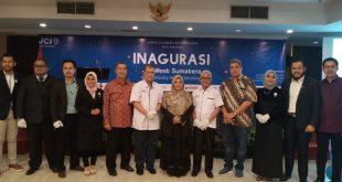 acara Malam Inagurasi dan Pelatihan Junior Chamber International West Sumatra di Kriyad Bumiminang Padang