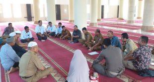 Masjid Agung Baitul Ilmi Kembali  Difungsikan