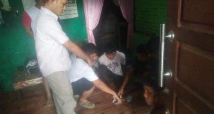 IS Diamankan jajaran Polsek Kinali (foto SY)