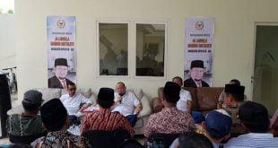 Ketua DPD RI Lanyalla Mahmud Mattaliti di Madura
