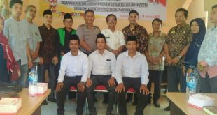 Panwascam Pasaman lantik Anggota Panwaslu Kelurahan/ Desa (PKD) di tingkat nagari