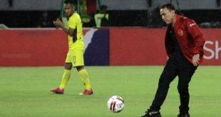 Ketum PSSI Mochamad Iriawan tendangan perdana pertanda dimulainya Liga2