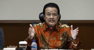 Teras Narang, Ketua Komite I DPD RI