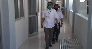 Bupati Pesisir Selatan, H. Hendrajoni, S.H., M.H berkunjung ke RSUD dr. Muhammad Zein Painan