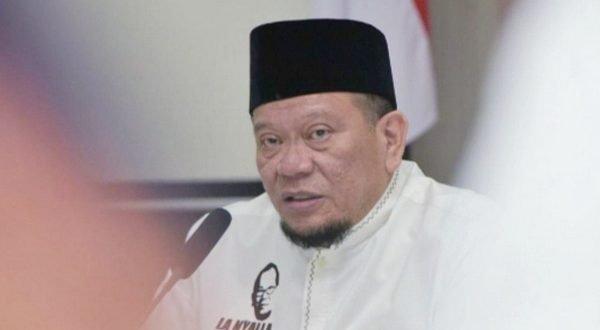Ketua DPD RI, AA LaNyalla Mahmud Mattaliti
