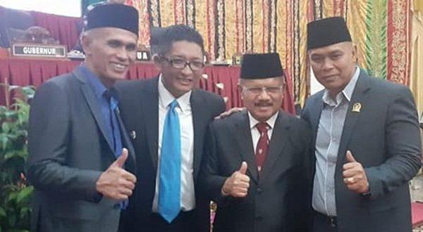 Wawako Hendri Septa Hadiri HUT ke - 187 Kabupaten Padang Pariaman.