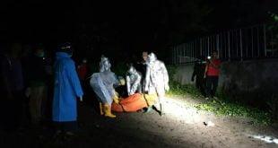 Jasad pria ditemukan warga di batu grib Pantai Cermin Kota Pariaman