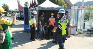 Siaga Pertamina dalam memutus mata rantai covid-19 di Terminal Pengisian Teluk Kabung