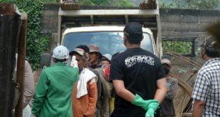 Tukang bangunan asal Cimahi, Jawa Barat yang di karantina di Padang Panjang