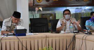 Walikota Padang Mahyeldi dan Wakil Walikota Hendri Septa