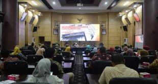 Wujudkan Visi Kota Padang, Diskusi FPED Digelar