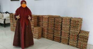 Ini Langkah Hj Nevi Zuairina untuk Selamatkan UMKM