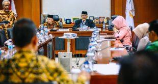Komite III DPD RI gelar RDP secara Virtual dengan Direktur Utama BPJS Kesehatan