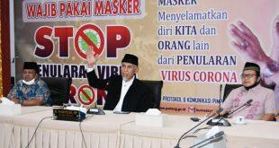 Pandemi Covid-19, Tak Halangi Pemko Padang Meriahkan Ramadhan