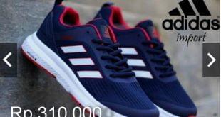 Sepatu Sneakers Adidas Pria Import Terlaris
