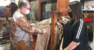 Batik Tanah Liek Pusako Mandeh Karya Generasi Milenial