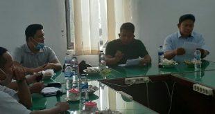 Komisi II DPRD Kabupaten Dharmasraya kunjungan kerja (Kunker), ke Perusahaan PT Sawit Andalas Kencana (SAK) Padang Lawas