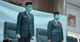 Irwan Prayitno dan Nasrul Abit