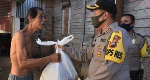 Kapolres Bukittinggi AKBP. Iman Pribadi Santoso, Sik.M.H