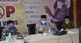 Rapat percepatan Perwujudan Padang sebagai Kota Ekonomi Syariah