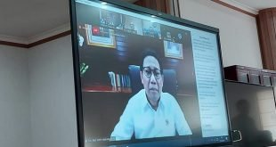 Menteri Desa PDTT Lepas Mahasiswa UNP KKN di Kampung Halaman