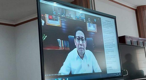 Menteri Desa, Pembangunan Daerah Tertinggal dan Transmigrasi Drs. H. Abdul Halim Iskandar, M.Pd