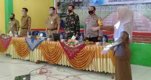 Rapat Koordinasi Mitra Kerja, Program Bangga Kencana Kabupaten Dharmasraya Tahun 2020
