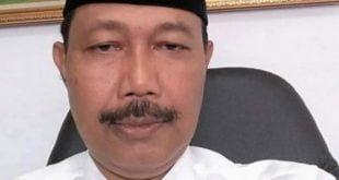 Sekretaris Daerah Selaku Sekretaris Gugus Tugas Percepatan Penanganan COVID-19 Kota Solok, Syaiful Rustam