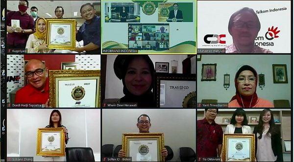Berbagai perusahaan yang telah melakukan aksi CSR untuk membantu pemerintah dan masyarakat akan dampak virus corona